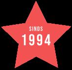 Sinds 1994